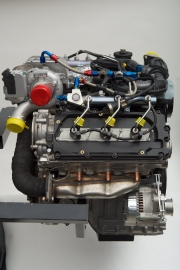 The car - Engine